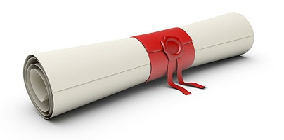 Photo of Certification Diploma clip art