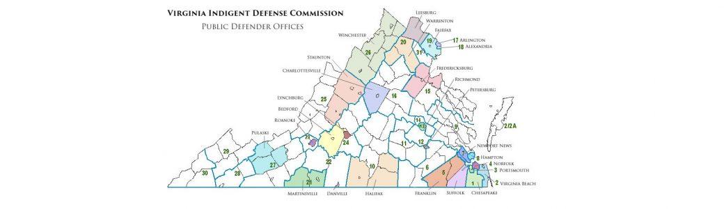 VIDC Public Defender Offices